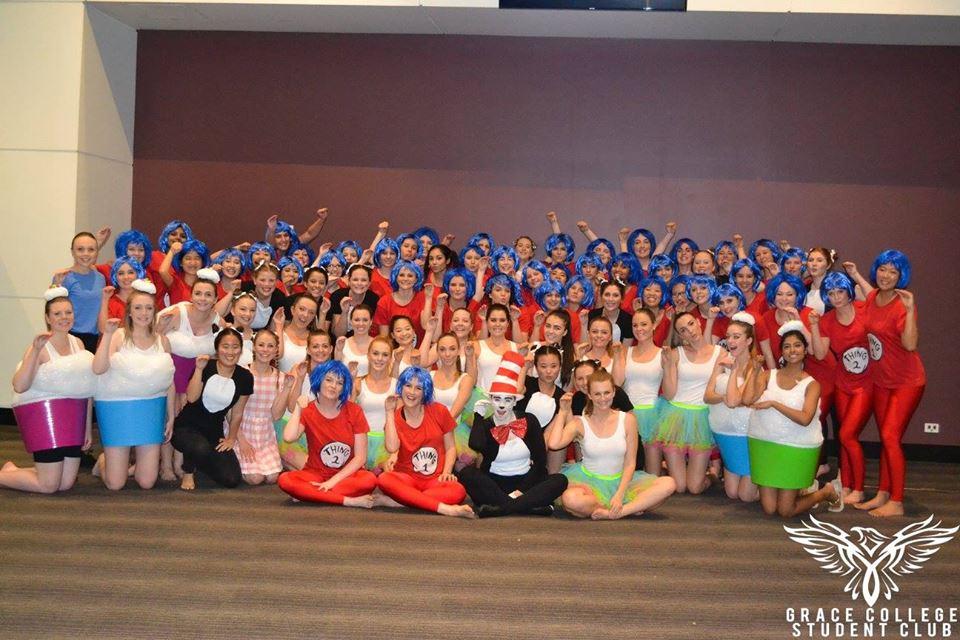 Dancefest crew