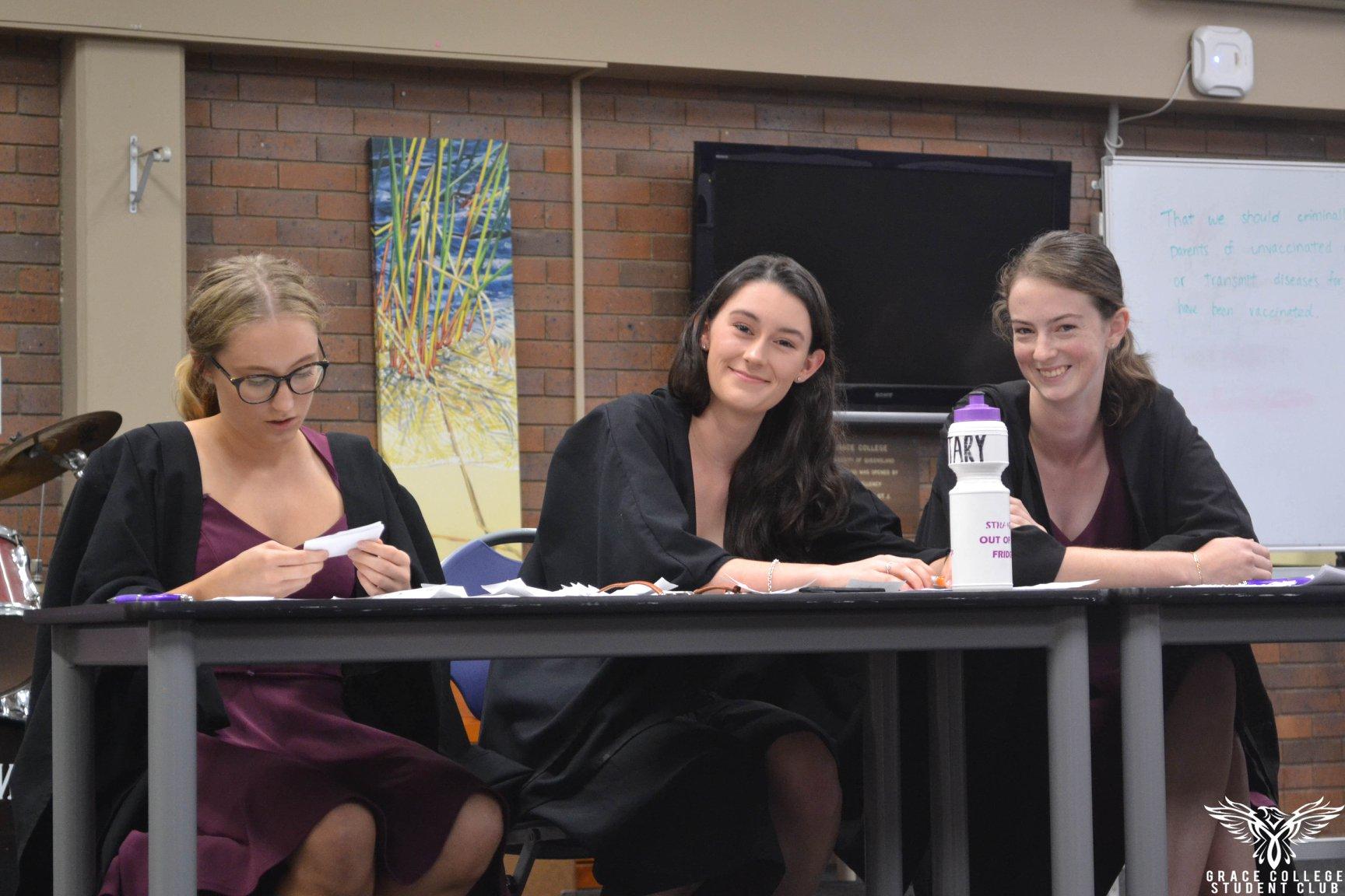 Debating team
