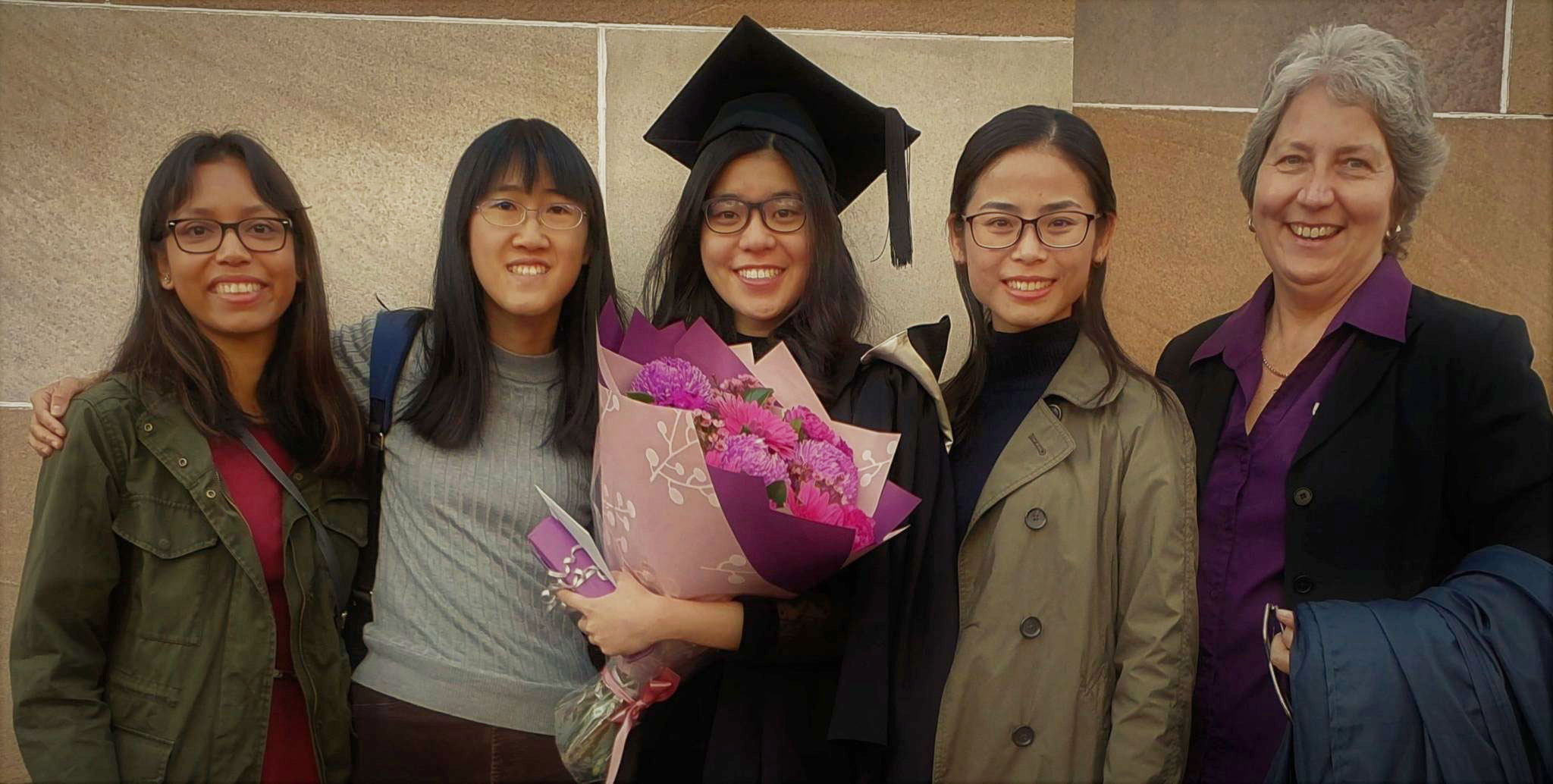 Chinese Student and Grace College Resident