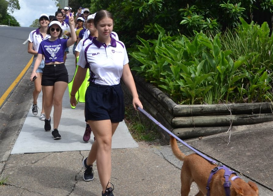 On our way to clean-up UQ with Rudy